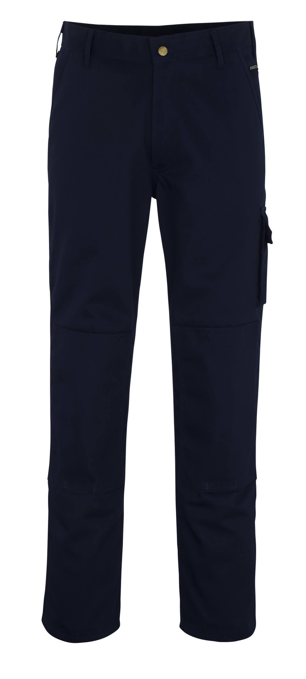 00279-430-01 Bukser med knelommer - marine