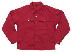 00509-430-02 Jakke - rød