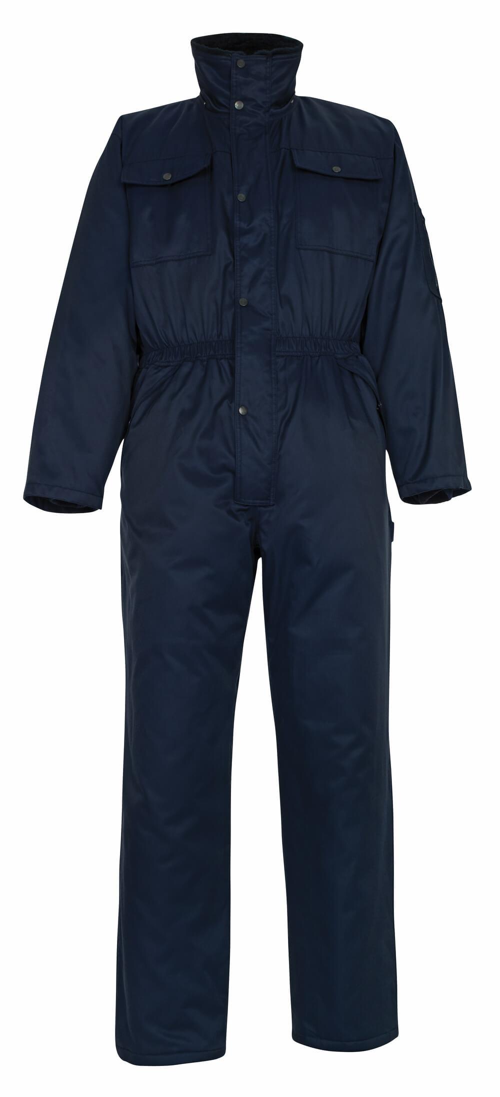 00517-620-01 Vinterkjeledress - marine