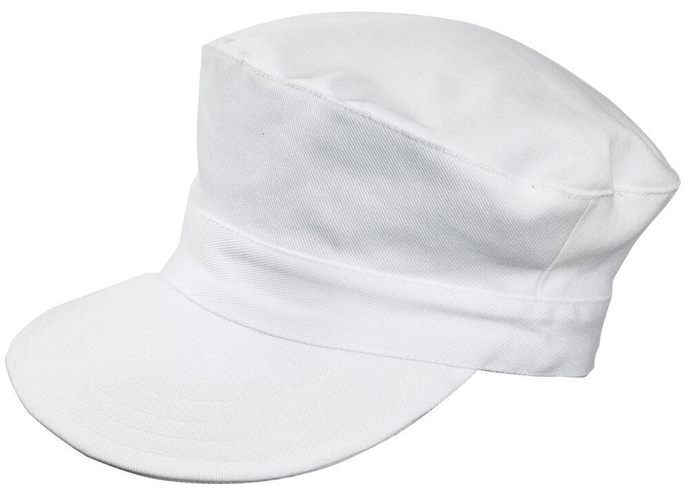 00530-630-06 Caps - hvit