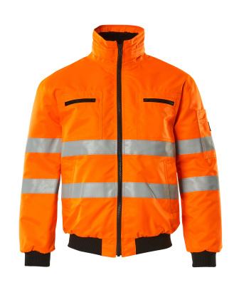 00534-880-14 Pilotjakke - hi-vis oransje