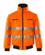 00535-880-14 Pilotjakke - hi-vis oransje