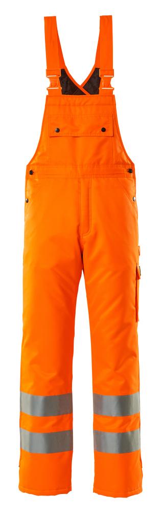 00592-880-14 Vinteroverall - hi-vis oransje