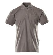 00783-260-888 Pikéskjorte med brystlomme - antrasitt