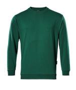00784-280-03 Collegegenser - grønn
