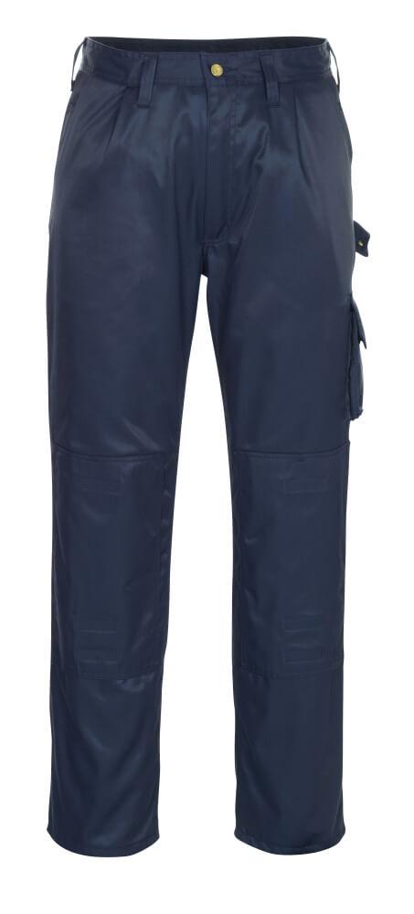 00979-620-01 Bukser med knelommer - marine