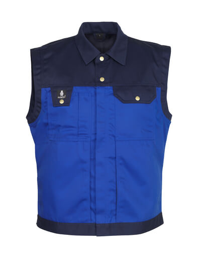 00990-430-1101 Vest - kobolt/marine