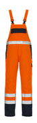 05192-064-141 Overall - hi-vis oransje/marine