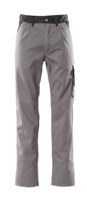 06279-430-8889 Bukser med lårlommer - antrasitt/svart