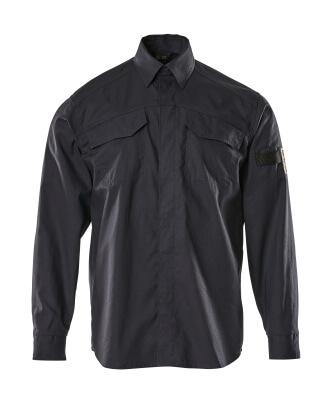 09004-142-10 Skjorte - mørk marine