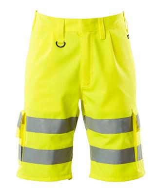 10049-470-17 Shorts - hi-vis gul