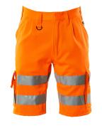 10049-860-14 Shorts - hi-vis oransje