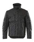 10235-194-09 Vinterjakke - svart