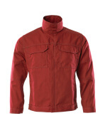10509-442-02 Jakke - rød