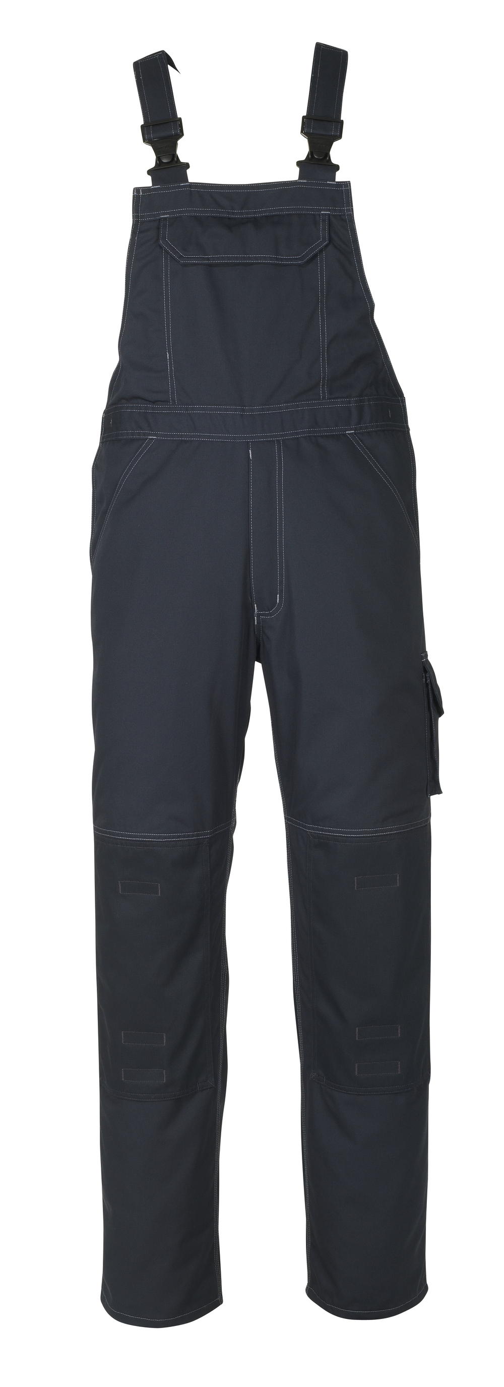 10569-442-010 Overall med knelommer - mørk marine