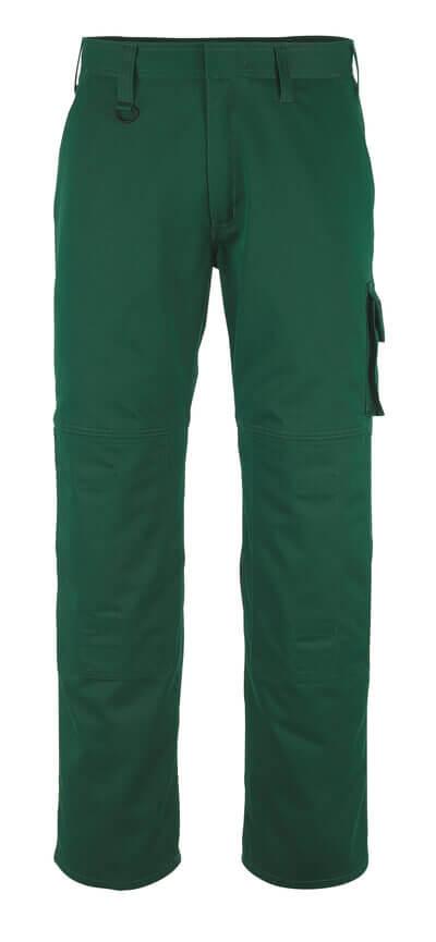 10579-442-010 Bukser med knelommer - mørk marine