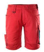 12049-442-0209 Shorts - rød/svart