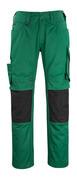 12179-203-0309 Bukser med knelommer - grønn/svart