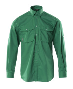 13004-230-03 Skjorte - grønn