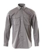 13004-230-888 Skjorte - antrasitt