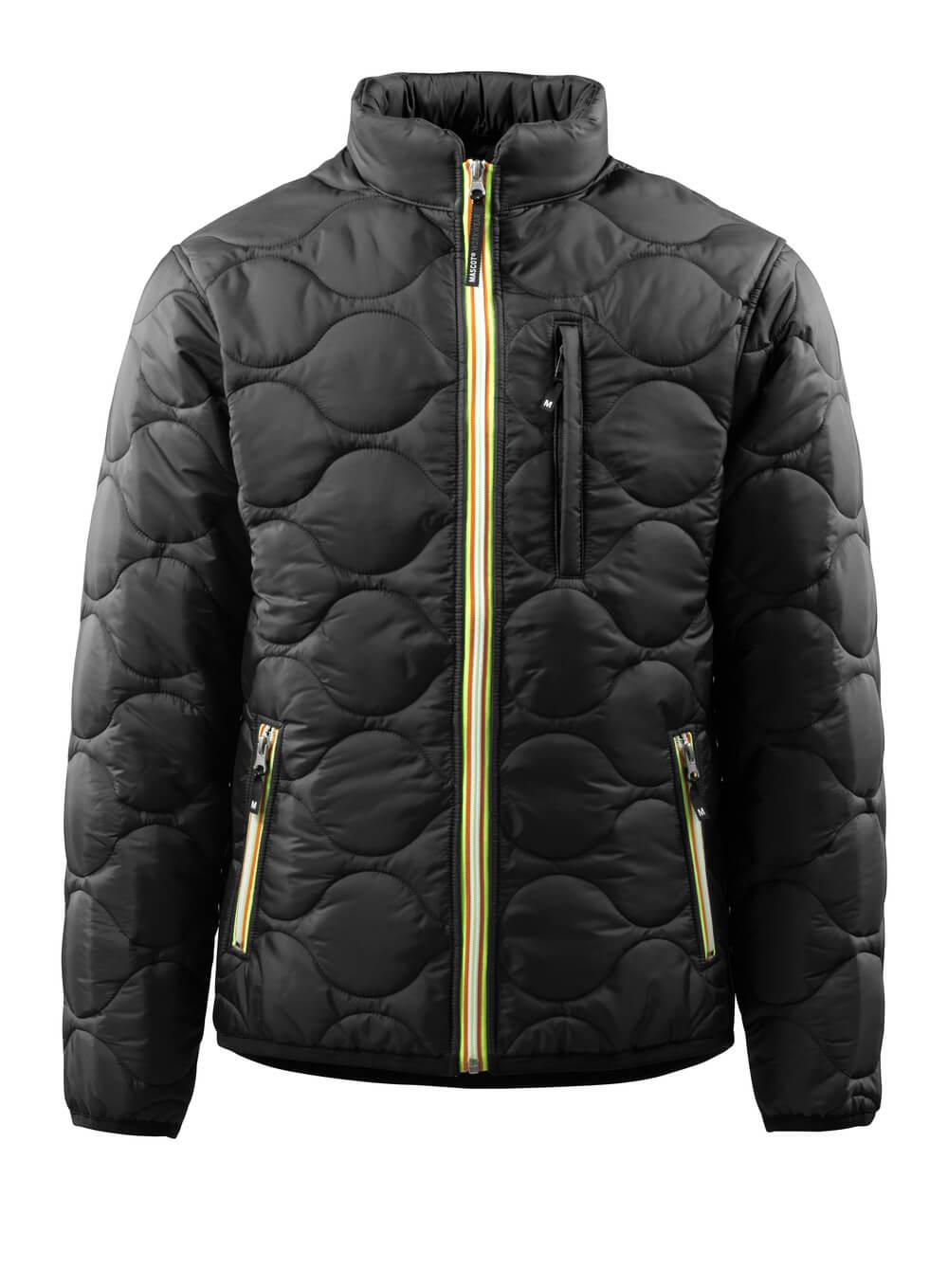 15015-998-09 Termojakke - svart