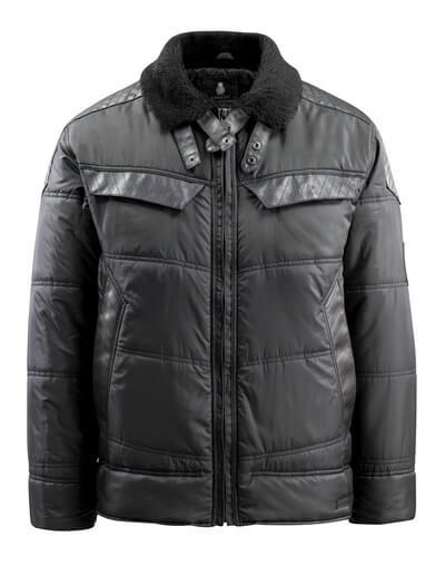 15235-998-09 Vinterjakke - svart