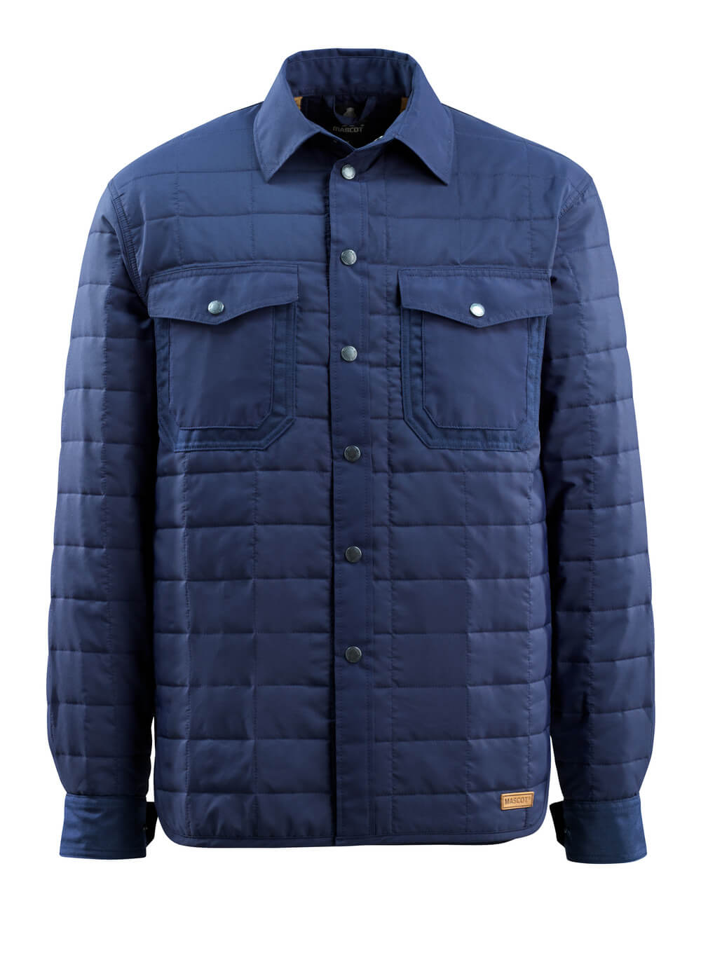 15304-097-01 Skjorte med fôr - marine