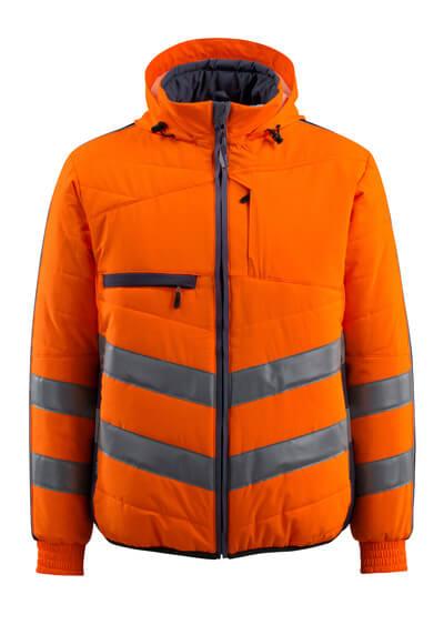 15515-249-14010 Jakke - hi-vis oransje/mørk marine
