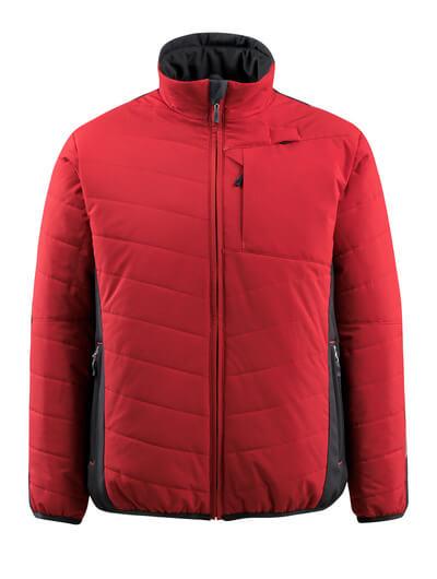 15615-249-0209 Termojakke - rød/svart