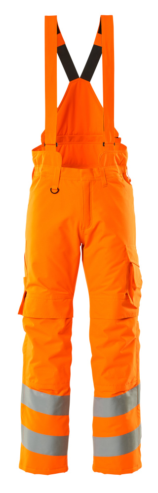 15690-231-14 Vinterbukse - hi-vis oransje