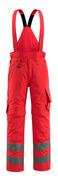 15690-231-222 Vinterbukse - hi-vis rød