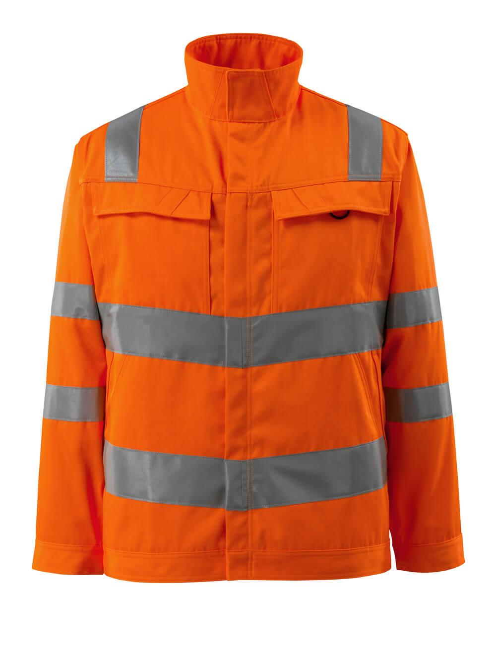16909-860-14 Jakke - hi-vis oransje