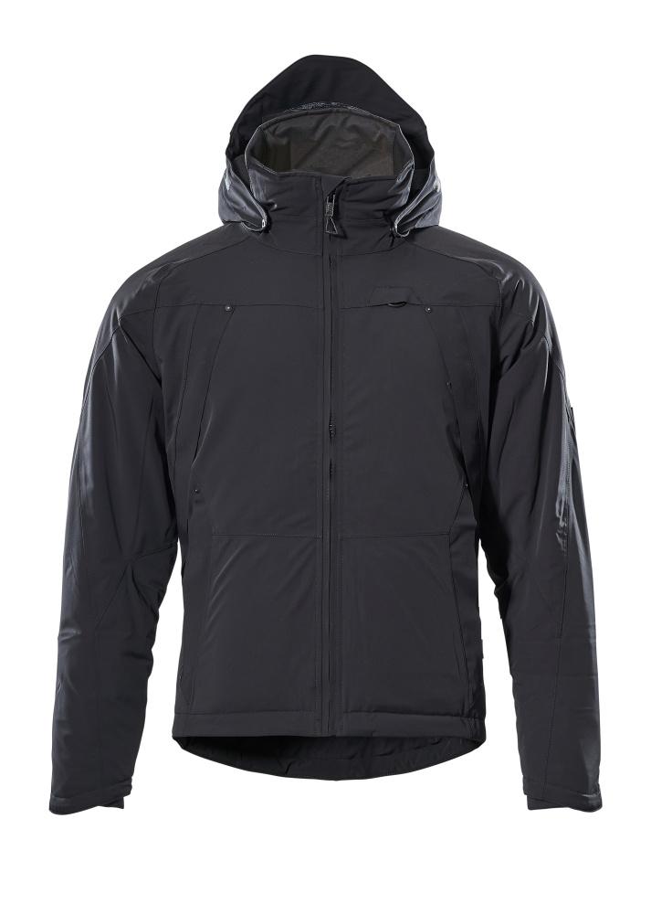 17035-411-09 Vinterjakke - svart
