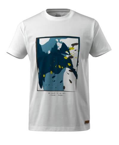 17082-250-06 T-skjorte - hvit