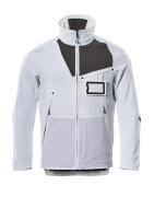 17101-311-0618 Jakke - hvit/mørk antrasitt