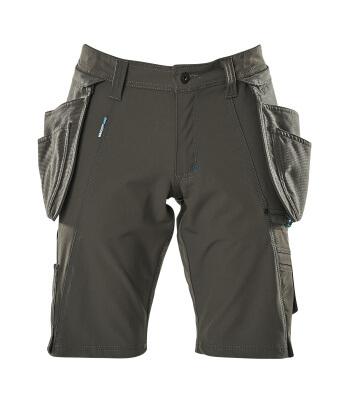 17149-311-010 Shorts - mørk marine