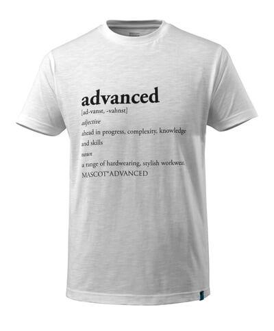 17181-983-06 T-skjorte - hvit