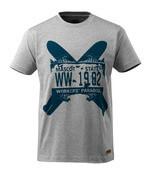 17282-994-08 T-skjorte - grå