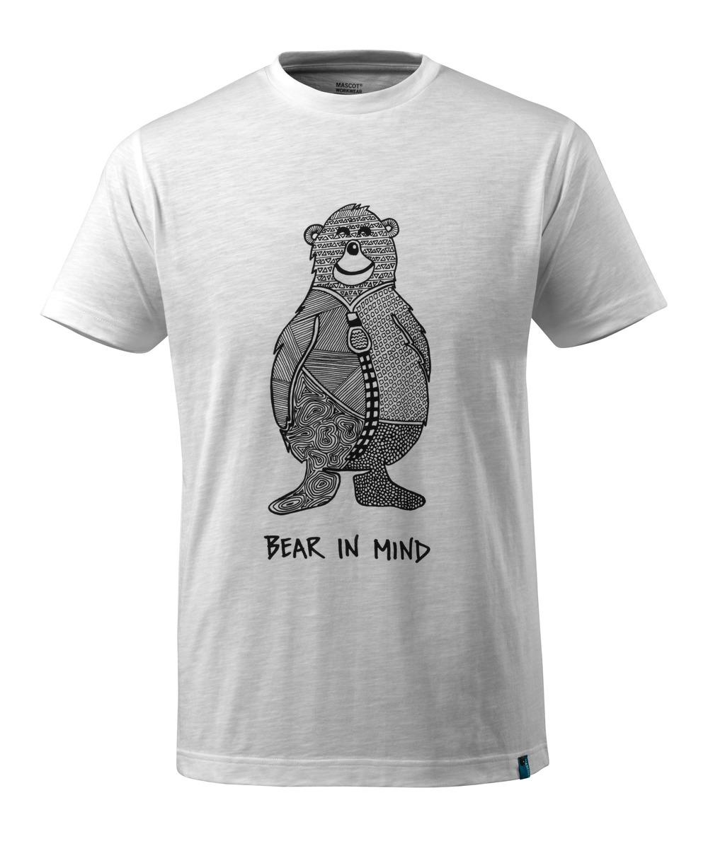 17381-983-06 T-skjorte - hvit