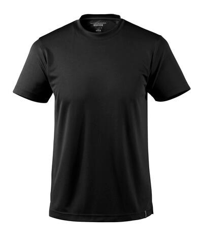 17382-942-09 T-skjorte - svart