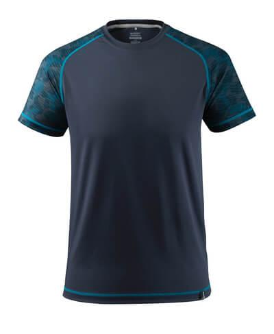 17482-944-010 T-skjorte - mørk marine