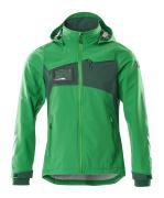 18001-249-33303 Skalljakke - gressgrønn/grønn