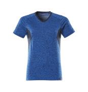 18092-801-010 T-skjorte - mørk marine melert