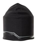 18150-807-09 Strikkelue - svart