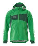 18301-231-33303 Skalljakke - gressgrønn/grønn