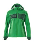18311-231-33303 Skalljakke - gressgrønn/grønn