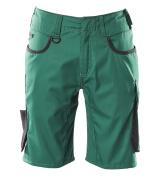 18349-230-0309 Shorts - grønn/svart