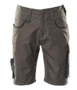 18349-230-1809 Shorts - mørk antrasitt/svart