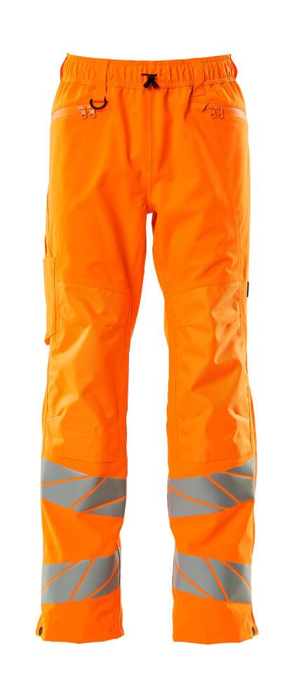 19590-449-14 Overtrekksbukse - hi-vis oransje