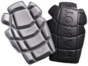 20118-915-0988 Kneputer - svart/lys grå
